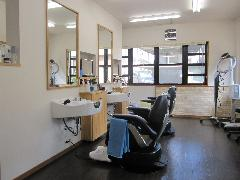 Mens Salon Rise